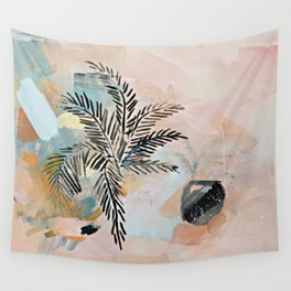 Date Palm Wall Tapestry