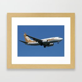 All Nippon Airways - ANA (Air Nippon - ANK) Framed Art Print