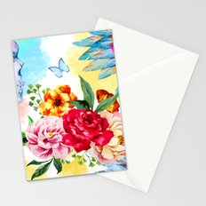 Death of beauty Stationery Cards