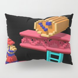 Inside Donkey Kong Pillow Sham