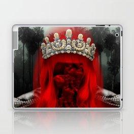 Ghost Queen Laptop & iPad Skin