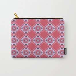 Moroccan Spice Abstract Seamless Pattern Carry-All Pouch