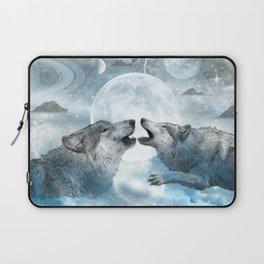 Wolves Laptop Sleeve