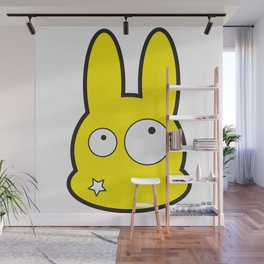 Bunny Star Wall Mural