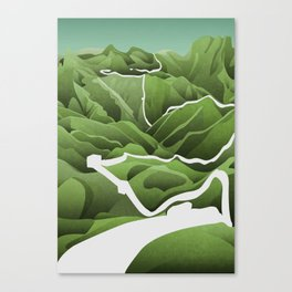 China / Travel Collection Canvas Print