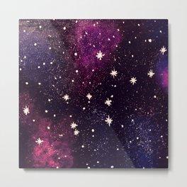 Virgo Constellation Metal Print