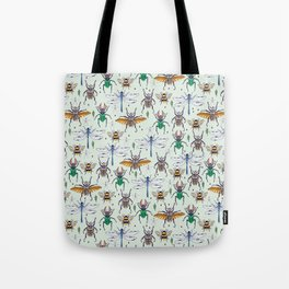 lucky insects Tote Bag