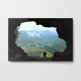 Cueva Ventana, Puerto Rico Print Metal Print