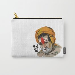 Kumbh Mela India Pilgrim Hinduism Carry-All Pouch