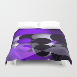 go violet -02- Duvet Cover