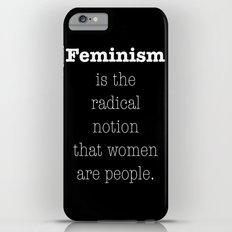 Feminism is... iPhone 6s Plus Slim Case