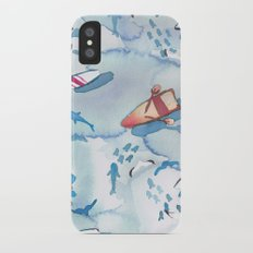 Shallow Water iPhone X Slim Case