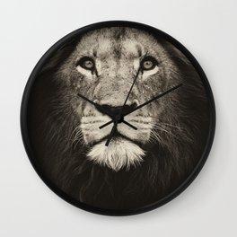 Mr. Lion King Wall Clock