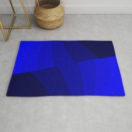 Just Blue #decor #society6 #buyart Rug