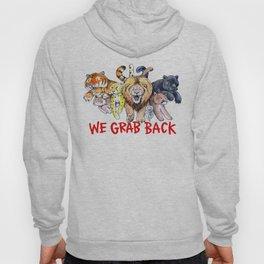 We Grab Back Hoody