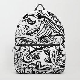 Dead End doodle Backpack