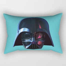 Darth Vader, the new guy at the office Rectangular Pillow