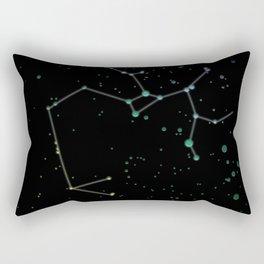 Sagittarius 'The Archer' Constellation Rectangular Pillow