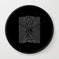 Joy Division 2 Wall Clock