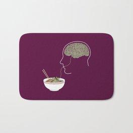 Noodle Brain Bath Mat