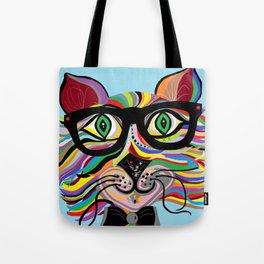 VERY Cool Cat Tote Bag