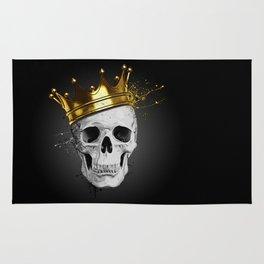 Royal Skull Rug