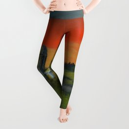Sunrise Farm Leggings