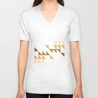 sunshine V-neck T-shirts featuring sunshine  by Reckless Crush