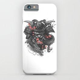 Samurai Warrior Japanese Bushido Knight t-shirt & accessories iPhone Case