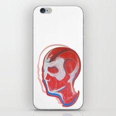 Headache iPhone & iPod Skin