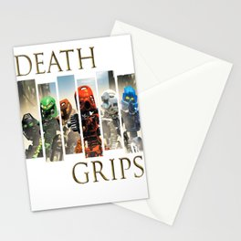 Death Grips - Bionicle Toa Mata Stationery Cards