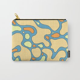 Bacteria Cell AT02X Carry-All Pouch