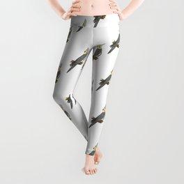 Cockatiel Leggings