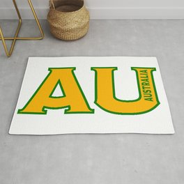 Abbreviated Australia Rug