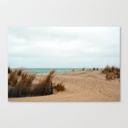 Windy Day on the Atlantic Canvas Print