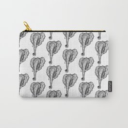 Elephant Mosaic Carry-All Pouch