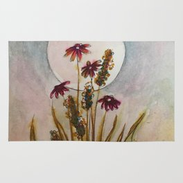 Moonflower Rug