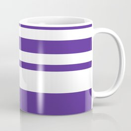 Northwestern Football Color Coffee Mug