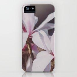 Magnolie_2 iPhone Case