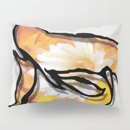 Free Yourself From Negative Thoughts Pillow Sham
