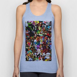 One Piece Unisex Tank Top