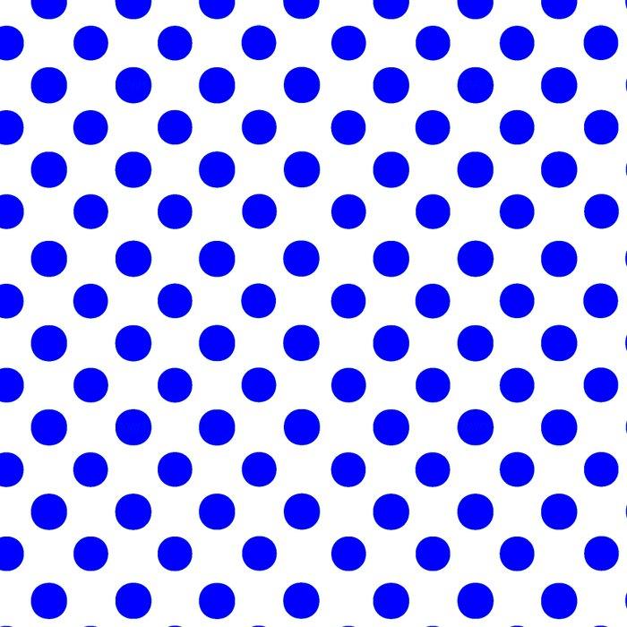 Polka Dots (Blue/White) Leggings