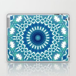 Sea Green Mandala Laptop & iPad Skin