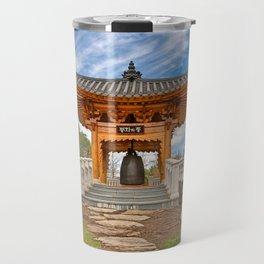 Korean Bell Garden Travel Mug