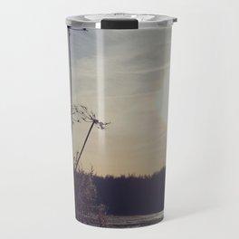 Dusty Sky Travel Mug