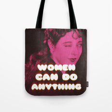 Anything! Tote Bag