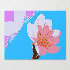 Blossoms: Four Canvas Print