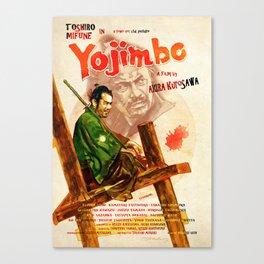 YoJimbo Style B Canvas Print