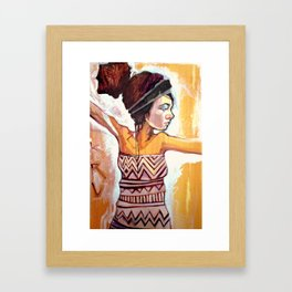KRU  Framed Art Print