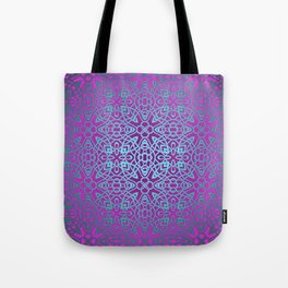 70's style Celtic Knotwork V2 Tote Bag